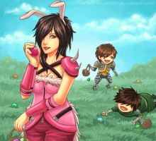 AQW Contest - Egg Hunt by RenaHikari