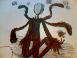 Slenderman by BoomBuzz