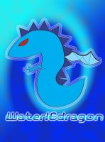 Water dragon 2 by water16dragon