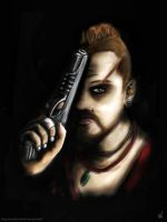 Vaas Farcry 3 by RTOneBlueWolf