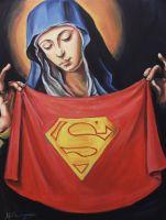 St. Kryptonia by HillaryWhiteRabbit