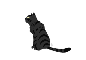 .:Darkstripe:. by rooklinqs