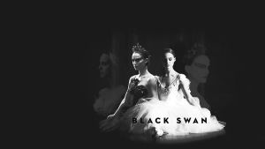 Black Swan Wallpaper by Alekt0o