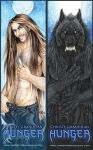 Hunger Bookmark by Goldenwolf