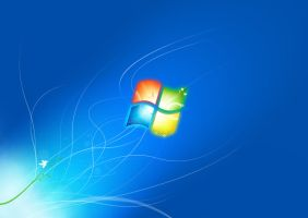 BIG Windows 7 Wallpaper 2. by atty12