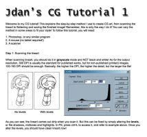CG Tutorial part 1 by Jdan-S