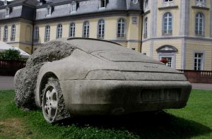dreamcar turned concrete by tanja1983