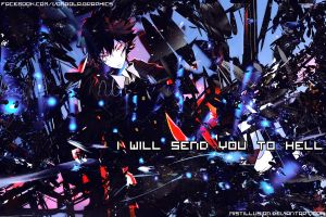 I will send you to hell by MistIllusion
