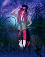 The Mad Hatter by BloomingRoseXeniia