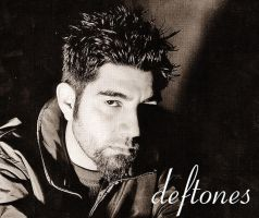 Deftones Chino Moreno 11 by Ink2Paper916