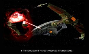 i thought we were friends by R-Clifford