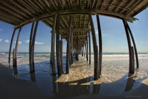 Frisco Pier by pewter2k