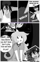 Marshall Lee's Diary Entry: Chapter 1 (Page 21) by RavenBlood1011