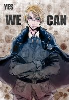yes we can XD by backlover