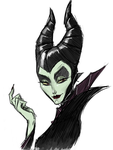 Mistress of All Evil by thelivingmachine02