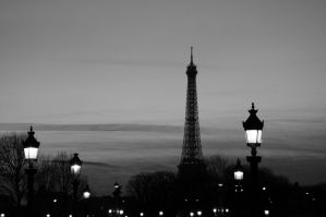 City of Lights by NeworldPhoto