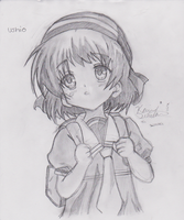 Ushio by siinclaiir