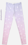 Pastel Sailor Moon Leggings by 7daysleft