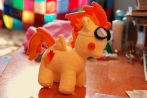 My little pony- Spitfire- for sale by Kazeki-chan
