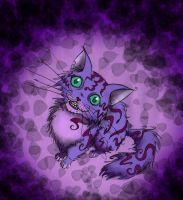 Cheshire Cat by SomethingFeline
