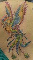 Phoenix Backpiece by Dreekzilla