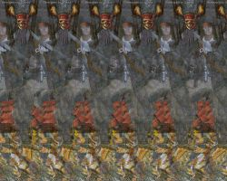 The Pirate Stereogram by 3Dimka