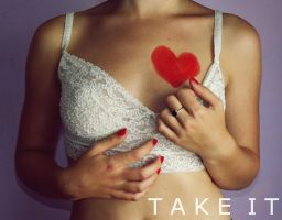 Take it. by Ilincaaa