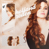 Holland Roden PNG Pack by alwayssleep