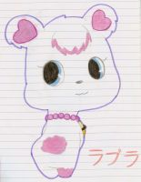 Jewelpet Labra by Alice-of-Africa