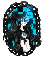 Black Rock Shooter by SashaStub