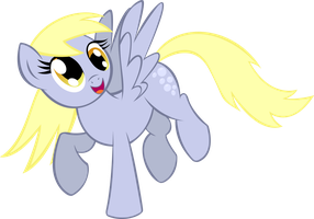 Derpy Hooves by TheShadowStone