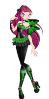 Roxy Hallowinx by Qba016