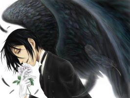 Sebastian -Raven Wings- by aruarian-dancer