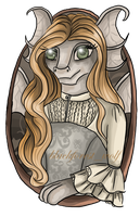 Neopets: Fryta the zombie Draik by Blesses