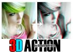 3D.Action by PerfectlyHudgens