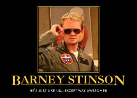 Barney Stinson by AwesomenessDK
