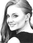 Sophie Turner by airlabrador