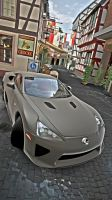 Another LFA GT5 HDRI pic by CWRudy