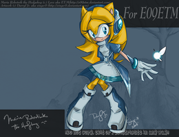 .:Maria Robotnik TH:. by SiNGE-0