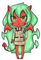 Scanty. by Jhordee