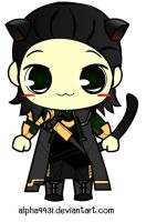 Loki_kitty by Alpha993I