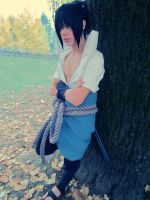 Cosplay: Sasuke by ilaBarattolo