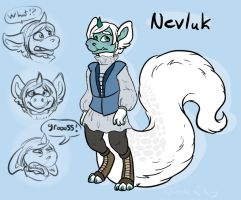 Nevluk by two-cue