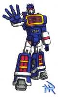 Soundwave by Superbdude1