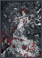 Emilie Autumn - magic violin by Candra