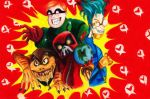 League of Super Evil by RaspberryTickle