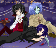Athrun, Lelouch, Zelgadiss XD by Prince-in-Disguise