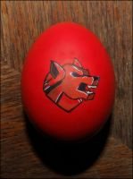 Clan Wolf Egg by Olovni
