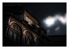 Duomo In The Dark by craig-352