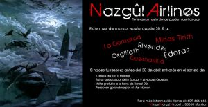 Nazgul Airlines by Eowyn-86